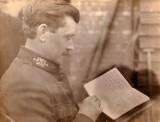 1922 - Major (Commandant) Bourne on Farewell from Burton on Trent