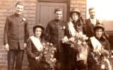 1930 - Marriage of Reginald Keats & Lillian Crawford @ Burton Citadel
