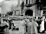1908 July 11th General Booth arriving @ Burton Workhouse