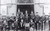 1890 - Burton Salvation Army Band