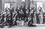 1920 - Burton Salvation Army Band