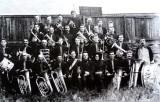 1900 Circa - Burton Citadel Band