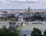 View of Pest from Buda