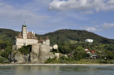 Castle along the Danube
