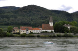 View along the Danube