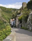 Pretty Lane in the Village