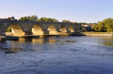 Romanesque Stone Bridge