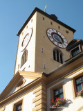 Tower, Old Town Hall