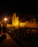 After dark, Alcatraz