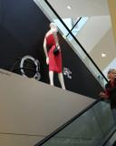 Saks Fifth Avenue Escalators