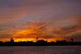 Long Beach Harbor Sunset