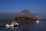 Sunrise at Morro Bay