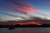 Sky on Fire, Long Beach
