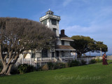 Point Fermin Lighthouse 4112