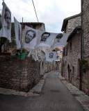 Street Art in Assisi