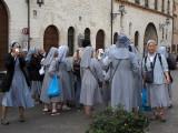 Nuns Enjoying Assisi