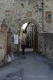 San Gusme Entrance Gate