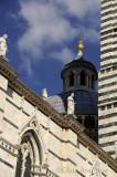 Siena Duomo, Exterior