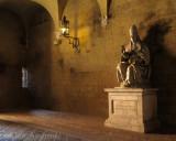 Statue of a Pontifex Maximus in Siena