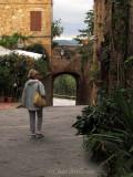 A Gateway into Pienza