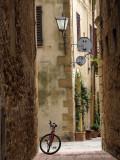 Pienza Street Scene