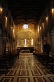 Chiusi Duomo Interior
