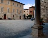Duomo Square, Chiusi