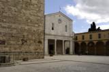 Cathedral Square in Chiusi