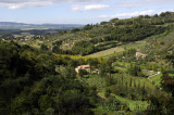 Valley View from Chiusi
