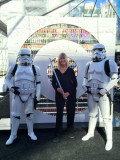 Nana and the Storm Troopers
