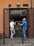 Take Away in Monti