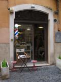 Barber Shop in Monti