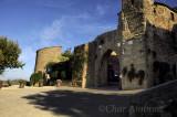 Monticchiello Main Gate