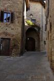 Street in Monticchiello