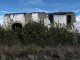 Abandoned Building near San Quirico