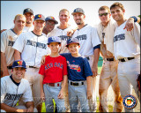 Batboys for the Inaugural Season Final Game