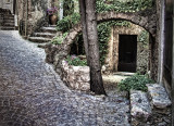Cobbles and Arch