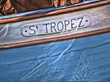 Boat at St Tropez