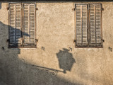 Lamp Shadow and Shutters