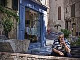 Bench smoker - Grimaud