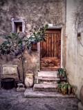 Secret Courtyard, Ramatuelle Revisit