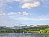 Vista from Lake Windermere