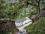 Rydal Path and Boat House