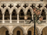 Lamp and Doges Palace