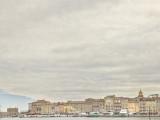 St Tropez Harbour skyline