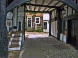 Mermaid Inn archway