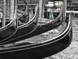 Five Gondolas
