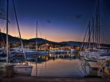Twilight Harbour