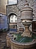 Fountain at Vence