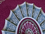 Central rug detail